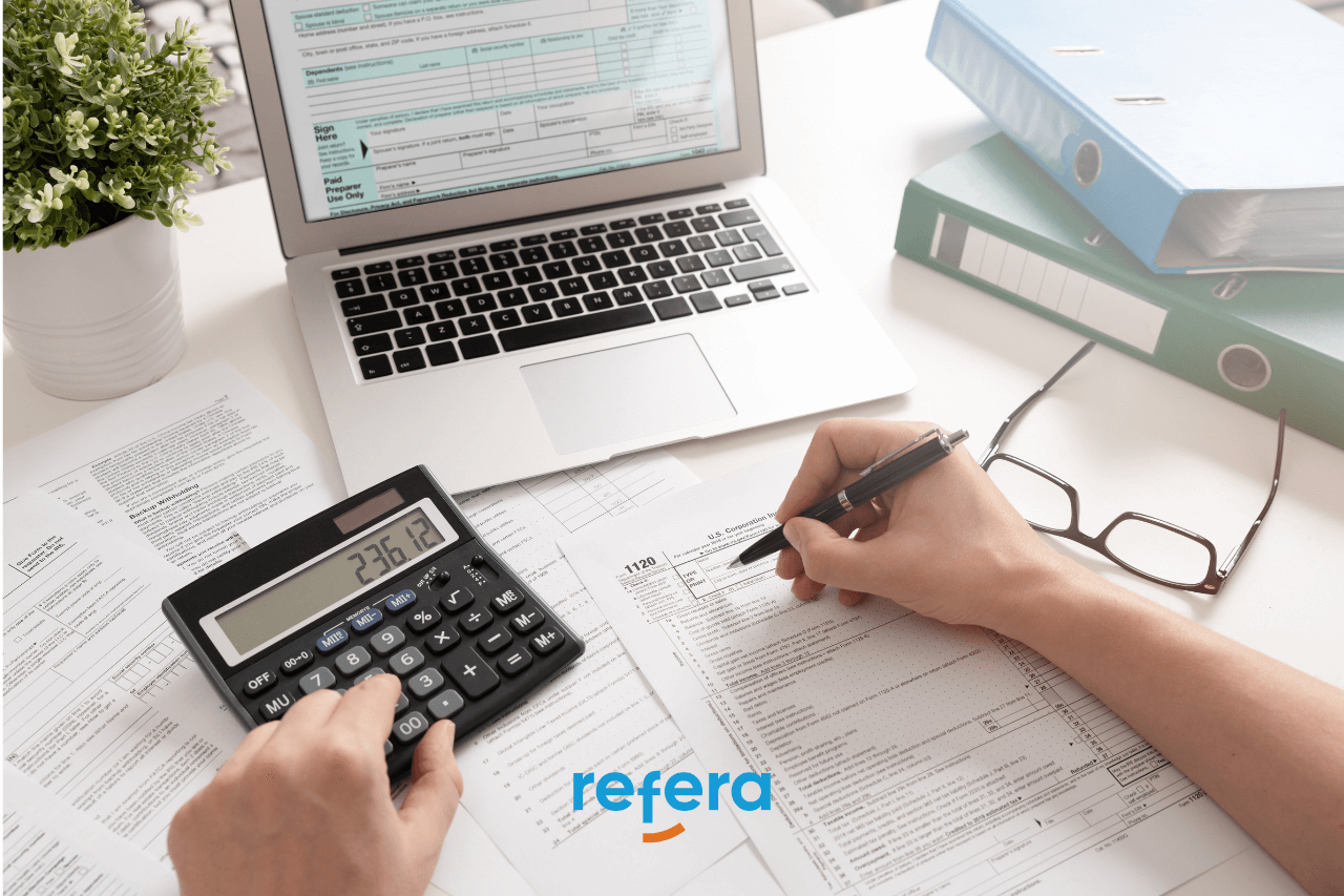 Capa contabilidade para prestadores de serviço